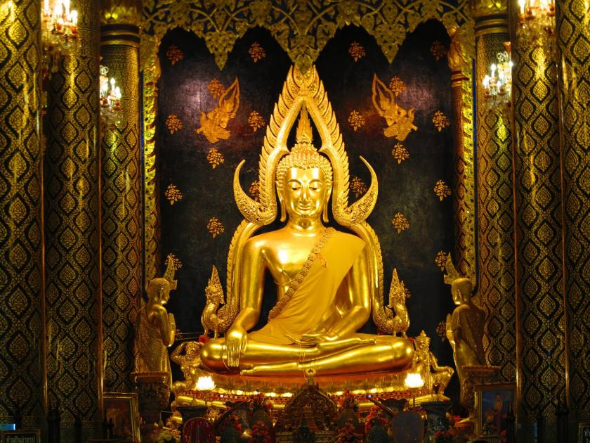 พระพุทธชินราช พิษณูโลก